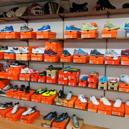 Footwear at Royal Sport Shop