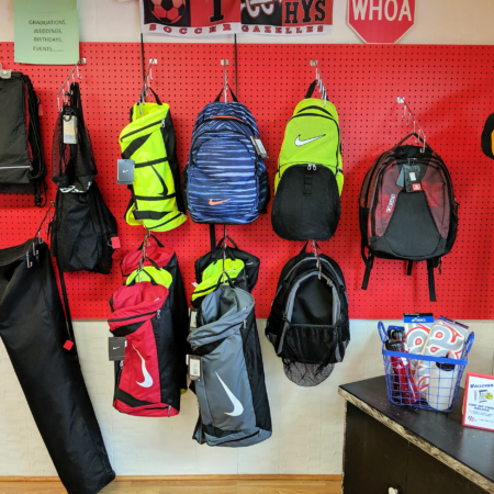 Sports Bags at Royal Sport Shop
