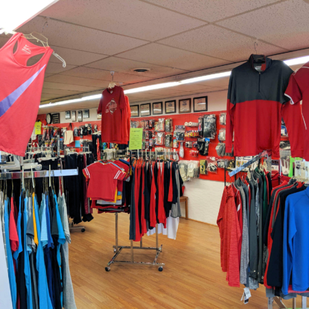 Apparel at Royal Sport Shop